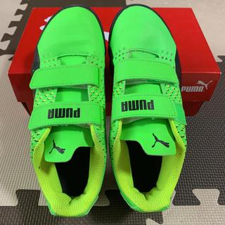 PUMA - 【サッカーシューズ】PUMA 22cm (実質21cm)