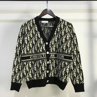 ディオール(Dior)の限定ファッション ウールのセーター     カーディガン  長袖(ニット/セーター)