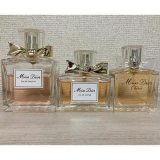 クリスチャンディオール(Christian Dior)のミスディオール トワレ パルファム シェリー(香水(女性用))