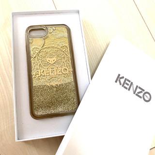 ケンゾー(KENZO)のKENZO iPhone8ケース(iPhoneケース)