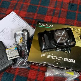 フジフイルム(富士フイルム)のFINEPIX F300 EXR 動作良好 (コンパクトデジタルカメラ)