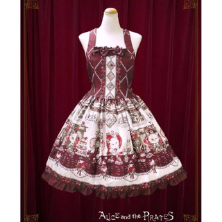 ALICE and the PIRATES - Kitten's Wonder Night Tea Party JSK セット