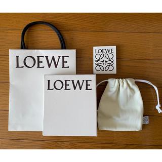 ロエベ(LOEWE)のLOEWE 空箱 巾着 ショップ袋(その他)
