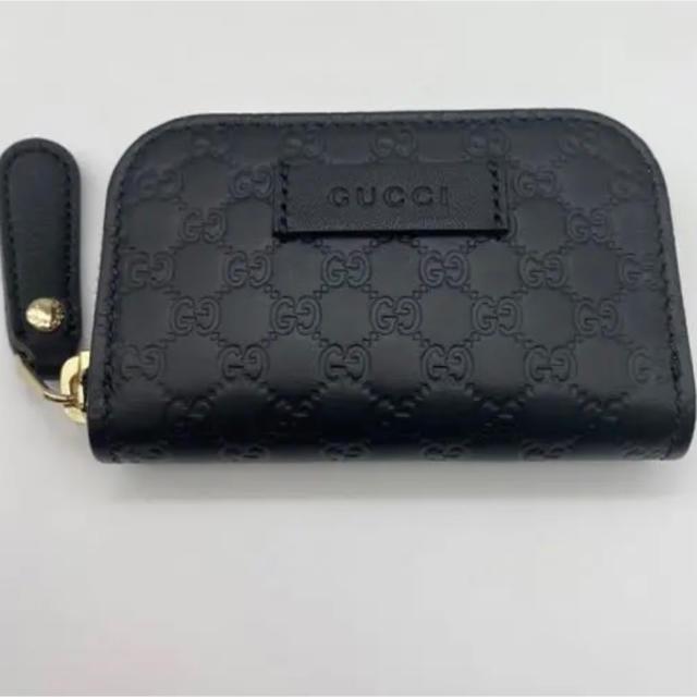Gucci(グッチ)のGUCCI グッチ 新品 日本未発売 コインケース レザー プレゼント メンズのファッション小物(コインケース/小銭入れ)の商品写真