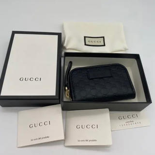 グッチ(Gucci)のGUCCI グッチ 新品 日本未発売 コインケース レザー プレゼント(コインケース/小銭入れ)