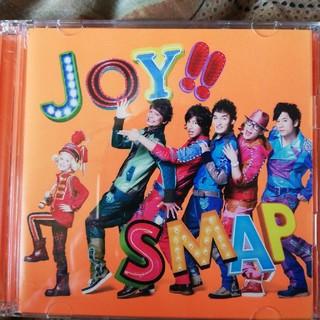 スマップ(SMAP)のJoy!!(初回生産限定盤/ビビッドオレンジ)(ポップス/ロック(邦楽))