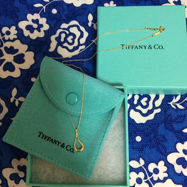 Tiffany & Co.(ティファニー)のご専用✨ティファニー K18ネックレス  レディースのアクセサリー(ネックレス)の商品写真