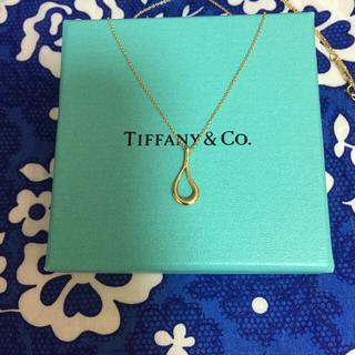 Tiffany & Co. - ティファニーネックレス K18 750
