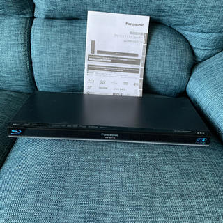 パナソニック(Panasonic)のPanasonic DMP-BDT110 DVD再生ディスクプレイヤー(DVDプレーヤー)