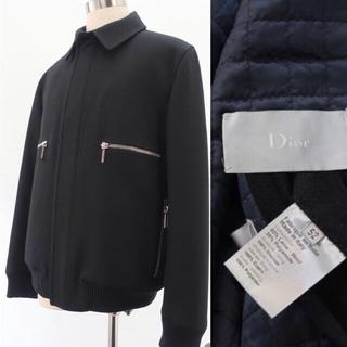 ディオールオム(DIOR HOMME)の【極美品】DIOR HOMME コート ジャケット(ブルゾン)