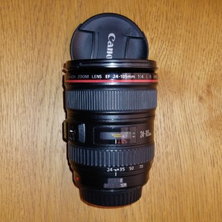 Canon - Canon ef24-105mm f4l is usm