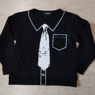 コムサイズム(COMME CA ISM)のCOMME CA ISM コムサイズム 長袖 ロンT 100(Tシャツ/カットソー)