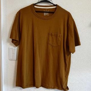 ムジルシリョウヒン(MUJI (無印良品))の無印良品 メンズ ポケット付き半袖Tシャツ XL(Tシャツ/カットソー(半袖/袖なし))