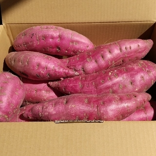 岐阜県産の、さつまいも 紅はるか 4キロです。(野菜)