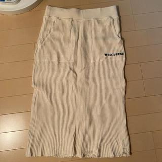 コンバース(CONVERSE)のスカート 【CONVERSE】(ひざ丈スカート)