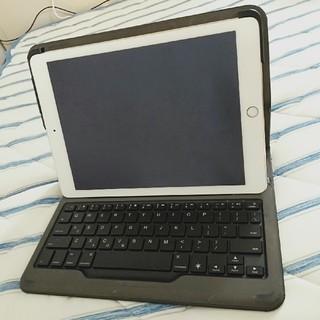 iPad Air2 Wi-fi 128GB+キーボード付きカバー