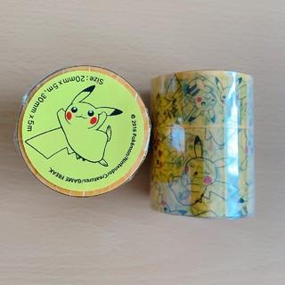 ポケモン(ポケモン)のマスキングテープ(テープ/マスキングテープ)