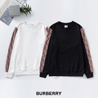 BURBERRY - 美品☆2枚12000☆Burberry (バーバリー)ロゴ長袖 トレーナー