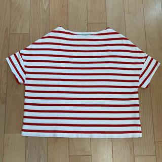 ナノユニバース(nano・universe)のナノユニバース ボーダーTシャツ(Tシャツ(半袖/袖なし))