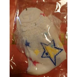 Angelic Pretty - neon star diner 新品未使用 タグ付き クルー丈ソックス 白