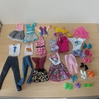 バービー(Barbie)のBarbie バービー人形洋服 Barbie洋服セット(ぬいぐるみ/人形)