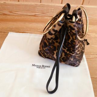 DEUXIEME CLASSE - MAISON BOINETレオパードbag☆deuxieme classe