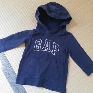babyGAP - ベビーギャップ90 パーカー フード