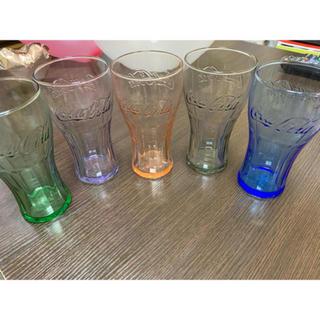 コカコーラ(コカ・コーラ)のコカコーラ グラス(非売品)(グラス/カップ)