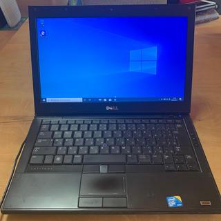 デル(DELL)のデルノートPC E4310 i5 Windows10Pro認証済み すぐ使えます(ノートPC)