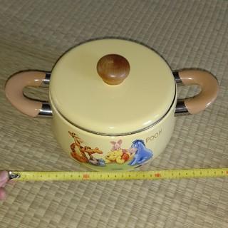 【ディズニー・象印】Poohさん 鍋