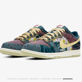ナイキ(NIKE)のNIKE DUNK LOW SP COMMUNITY GARDEN US11(スニーカー)