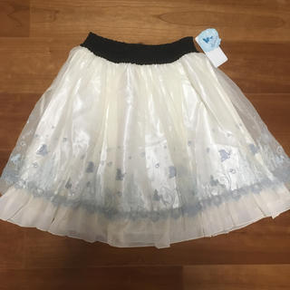 アクシーズファム(axes femme)のアクシーズファム リトルマーメイドコラボスカート(ひざ丈スカート)