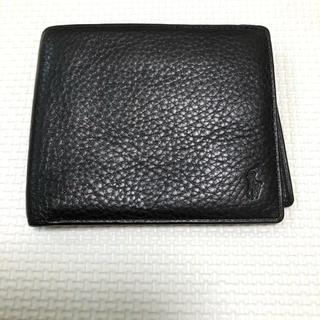ポロラルフローレン(POLO RALPH LAUREN)のポロバイラルフローレン 二つ折り財布(折り財布)