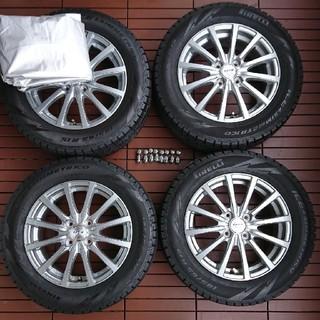 スタッドレスタイヤ+ホイール+取り付けナット 4本セット 185/65 R15