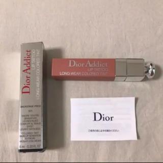 Christian Dior - 新品 未使用ディオール アディクトリップタトゥー321
