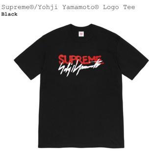 Supreme - L Supreme Yohji Yamamoto LogoTee