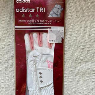 adidas - アディダス ゴルフ グローブ 女性用 サイズ 20cm(L)