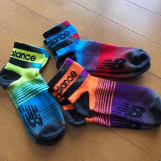 ニューバランス(New Balance)のニューバランス靴下 スポーツ 21〜23センチ(靴下/タイツ)