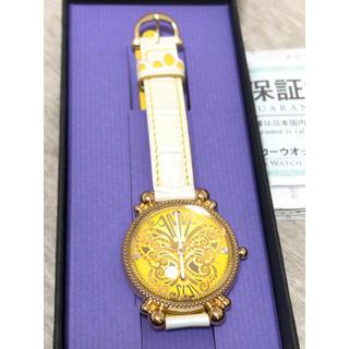 ANNA SUI - ANNA SUI☆蝶がきらめく腕時計