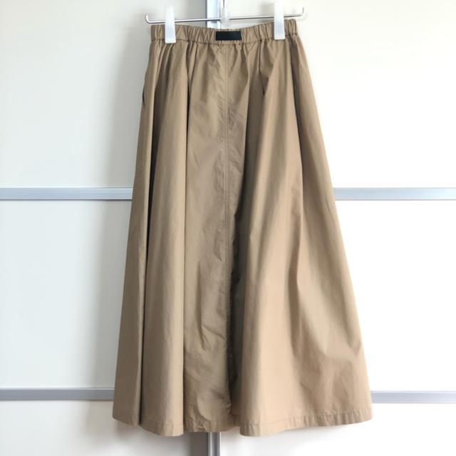 niko and...(ニコアンド)のコットンアジャスト付きスカート レディースのスカート(ロングスカート)の商品写真