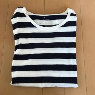 MUJI (無印良品) - レディース Tシャツ Mサイズ 無印良品