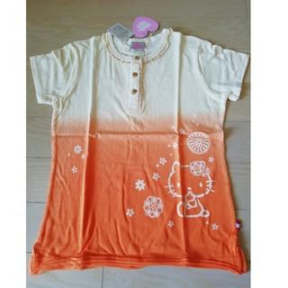 サンリオ(サンリオ)のハローキティ Tシャツ(Tシャツ(半袖/袖なし))