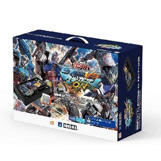 バンダイ(BANDAI)の機動戦士ガンダム EXTREME VS.マキシブーストON  ホリ PS4(家庭用ゲームソフト)
