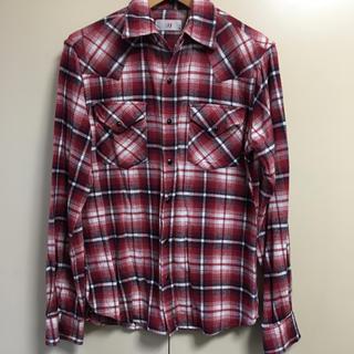 アベイル(Avail)のチェックシャツ ネルシャツ(シャツ)
