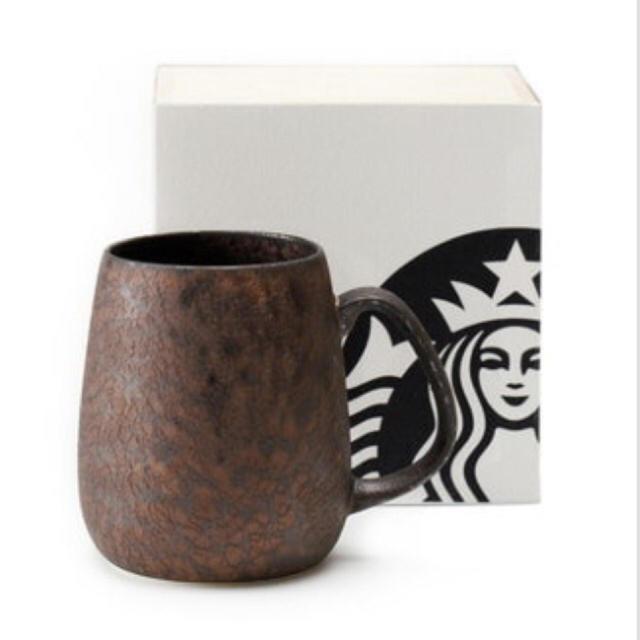 Starbucks Coffee(スターバックスコーヒー)のスターバックス 炭彩マグカップ 新品 キッズ/ベビー/マタニティの授乳/お食事用品(マグカップ)の商品写真
