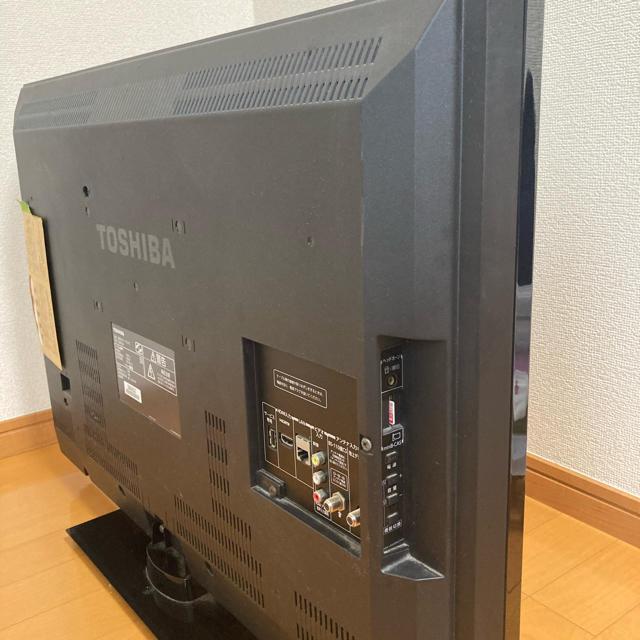 東芝(トウシバ)の値下げ テレビ REGZA 32型 2012年製 スマホ/家電/カメラのテレビ/映像機器(テレビ)の商品写真