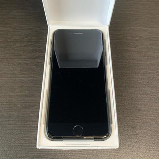 Apple - iPhone7 32gb black 未使用品