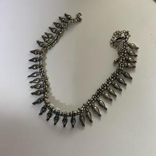 エイチアンドエム(H&M)のsilver choker necklace(ネックレス)