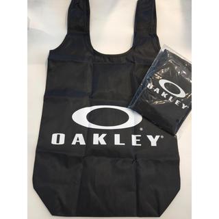 Oakley - 非売品 オークリー エコバッグ マイバック レジバッグ レジ 買い物袋 折り畳み