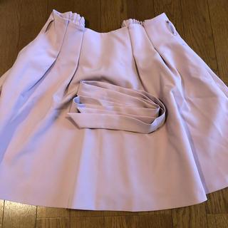 heather - フレアスカート
